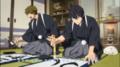Makoto and Haru