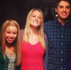 Marianna, Stef, and Brandon