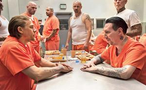 Marilyn Manson as Ron Tully