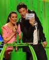 Mars, 27 2010 - Nickelodeon 23rd Annual Kids Choice Awards - lea-michele-and-cory-monteith photo