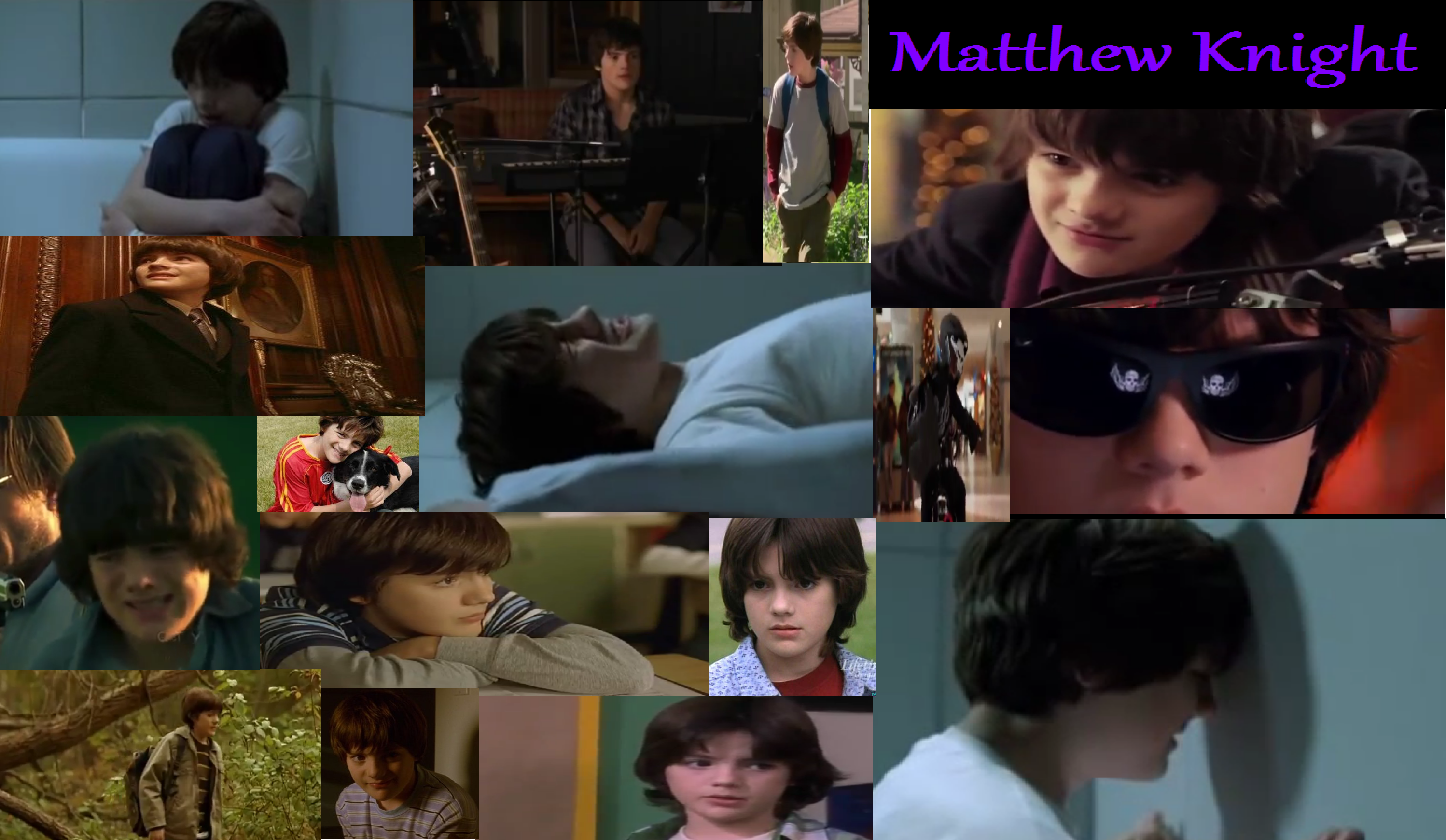 matthew knight height