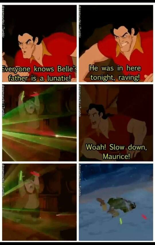 Maurice on the Dance Floor
