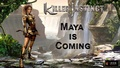 Maya conceptual art - killer-instinct photo