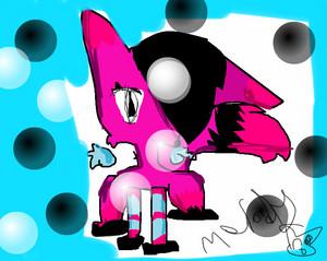 Melody shaded