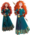 Merida (Current and New Design's)