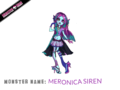 Meronica Siren - monster-high fan art