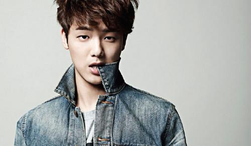 Kang Min Hyuk দেওয়ালপত্র called Minhyuk fo r 'Ceci'