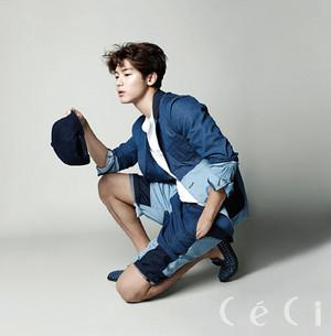 Minhyuk fo r 'Ceci'
