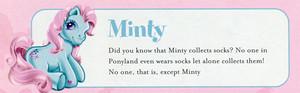 Minty प्रोफ़ाइल