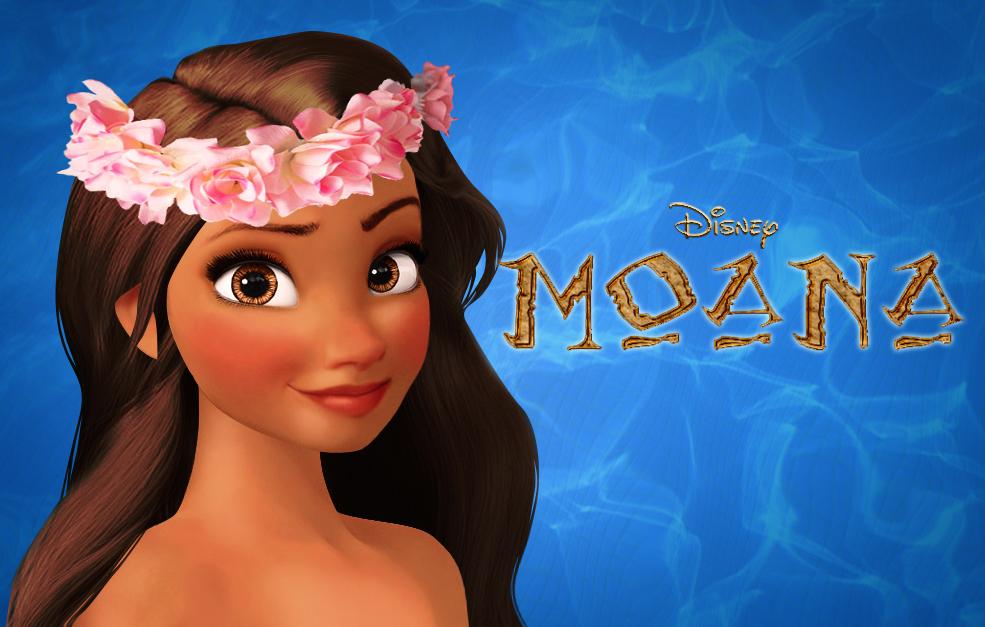 Moana Waialiki CGI - Disney's Moana Fan Art (37345231 ...