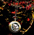 Mockingjay Pocket Watch