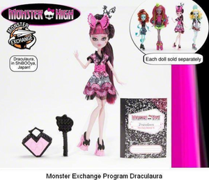 Monster High Exchange Programme