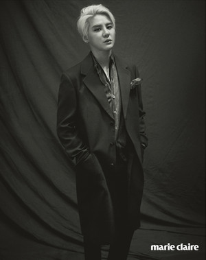 আরো ছবি from JYJ for 'Marie Claire'