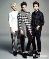 More photos from JYJ for 'Marie Claire' - jyj photo