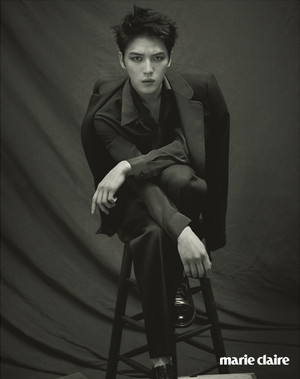 lebih foto-foto from JYJ for 'Marie Claire'