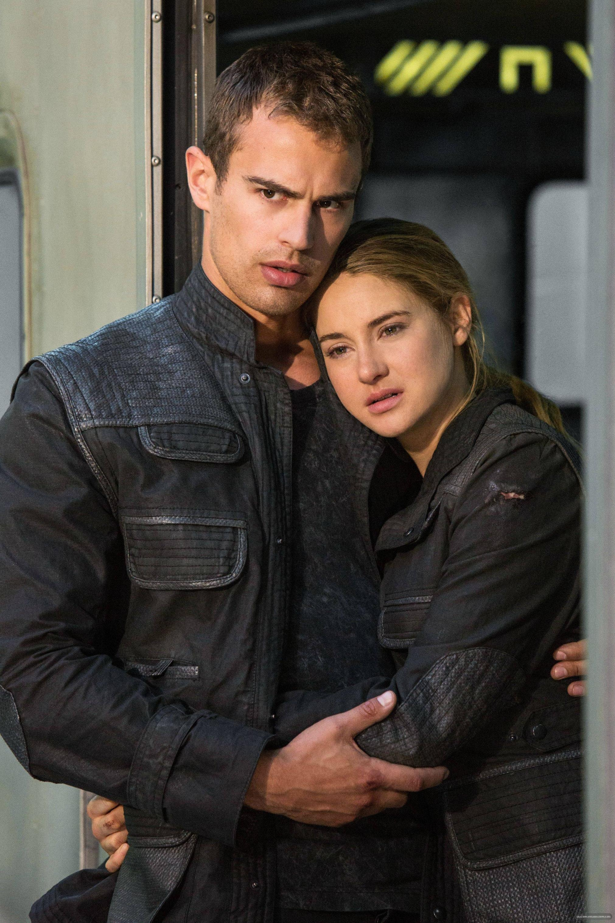 Movie Still - Tris and Four Photo (37365621) - Fanpop