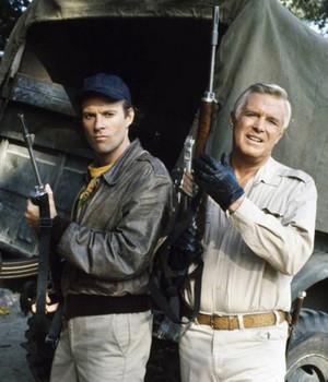 Murdock and Hannibal