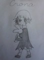 My Little Crona Drawing - soul-eater photo