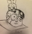 N. Gin Sketch