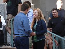 Nathan and Molly-BTS 7x2