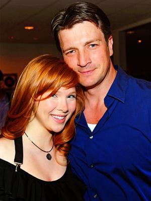 Nathan and Molly