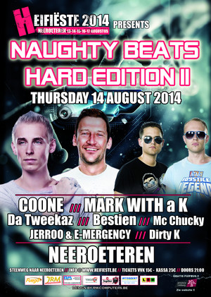 Naughty beats hardedition II