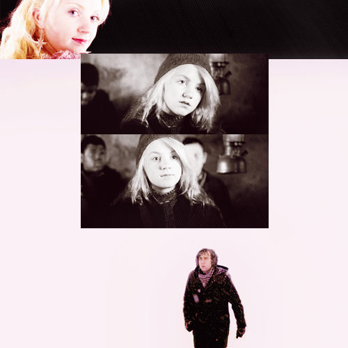 Neville and Luna Fanart