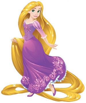 New Rapunzel