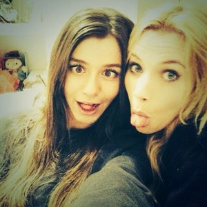 New picture of Eleanor and a friend