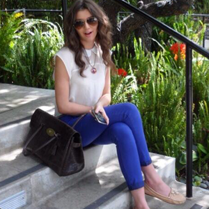 New picture of Eleanor