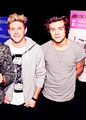Niall and Harry - niall-horan photo