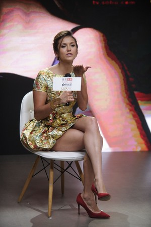 Nina @ fan Meeting in Beijing - July 4th