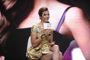 Nina @ người hâm mộ Meeting in Beijing - July 4th