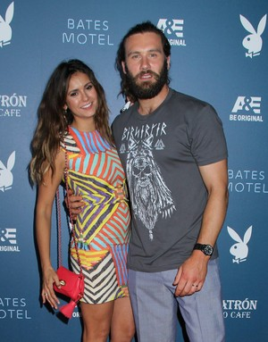 "Nina @ Playboy And A&E's ""Bates Motel"" Party - 25th July"