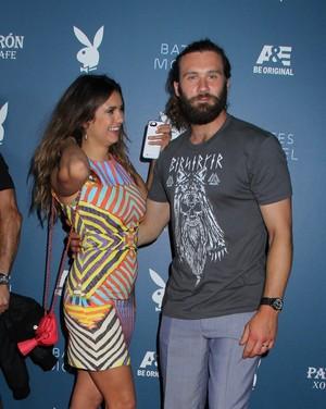 """Nina @ प्लेबाय And A&E's """"Bates Motel"""" Party - 25th July"""