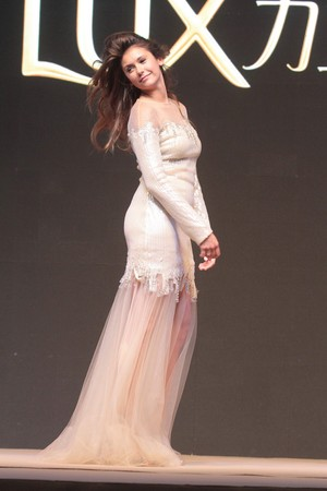 Nina @ Promotional Event for LUX Shampoo in Beijing - July 3rd
