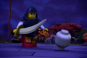 Ninjago-Pilot Season-Episode 1: Way of the Ninja HD Screencaps
