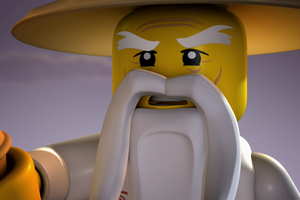 Ninjago- Pilot Season-Episode 2: The Golden Weapons HD Screencaps