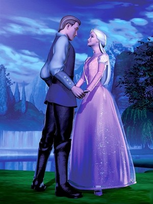 Odette and Prince Daniel