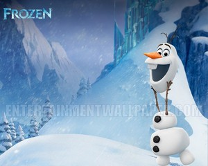 Olaf Wallpaper
