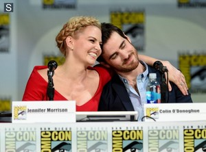 Once Upon a Time - Comic-Con 2014 - Panel fotos