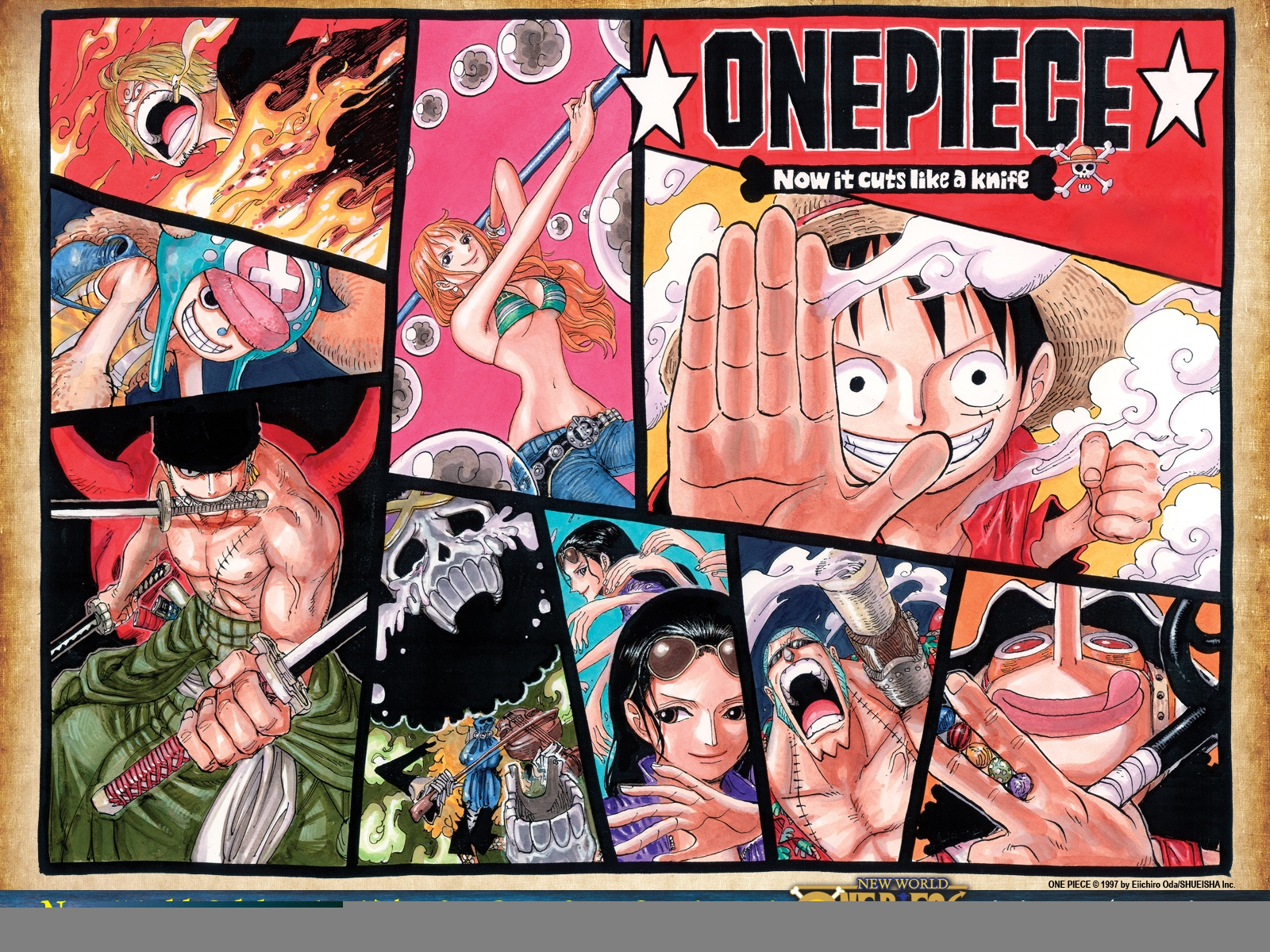 One Piece Movie Images One Piece Wallpaper Hd Wallpaper And