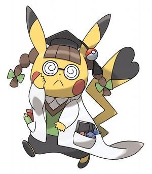 PHD pikachu