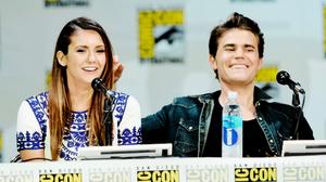 Paul and Nina at SDCC(July,2014)