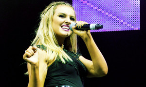 Perrie Edwards (On Stage)
