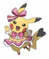 Pop Star Pikachu - pokemon photo