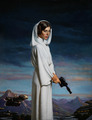 Princess Leia Organa - princess-leia-organa-solo-skywalker fan art