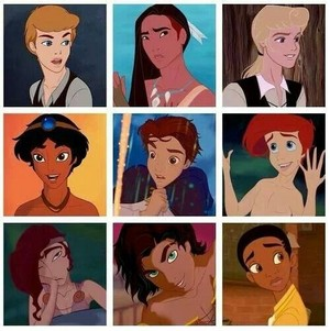 Princesses as Princes