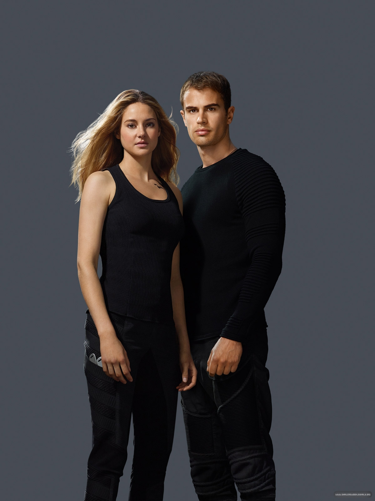 Tris and Four images Promotional Image HD wallpaper and ...