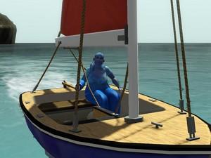 Quaint little лодка